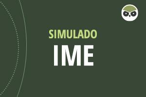 Simulado IME