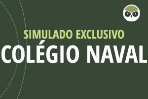 simulado exclusivo colégio naval
