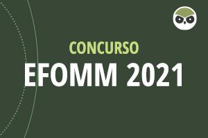 prova efomm 2021