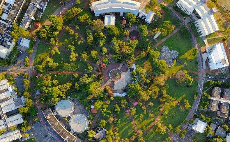 Campus da Unicamp