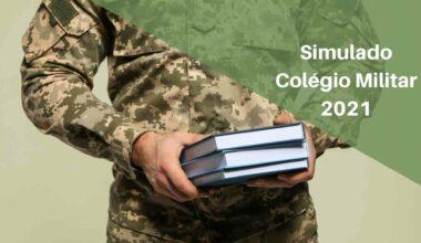 Simulado Colégio Militar