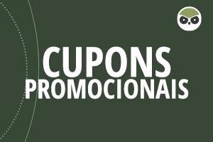 cupons promocionais