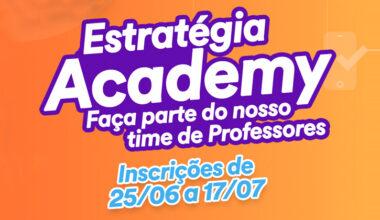 estrategia academy 2021