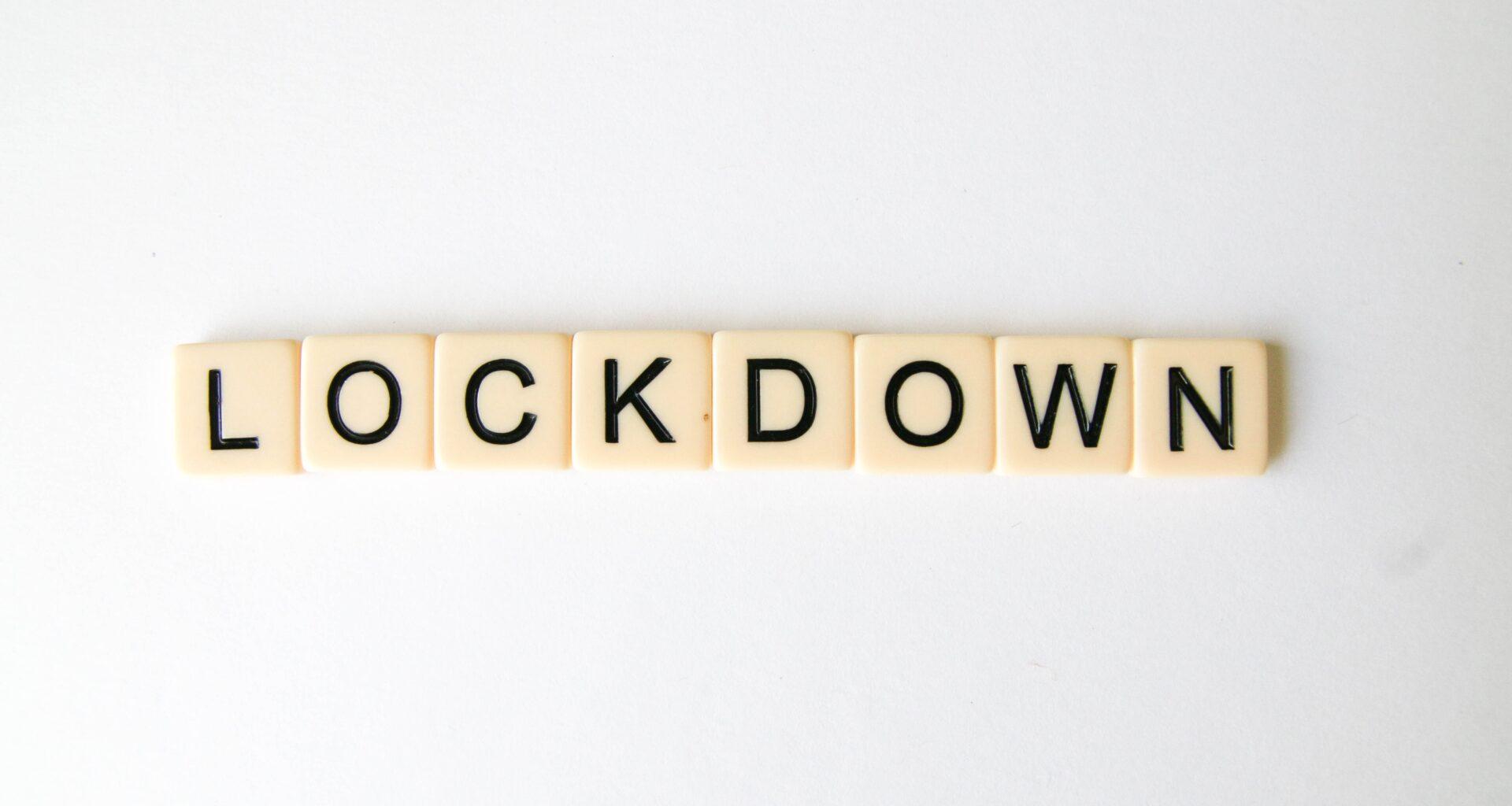 O que é lockdown