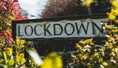 lockdown significado