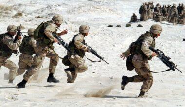 Como programar uma carreira nas Forças Armadas?
