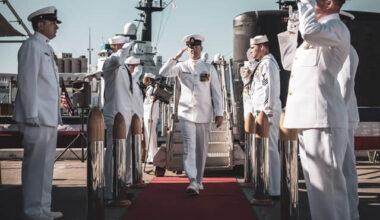 Patentes da Marinha