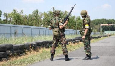 Cadete Militar