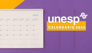 calendário unesp 2022