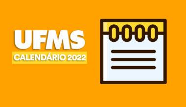 calendario ufms 2022